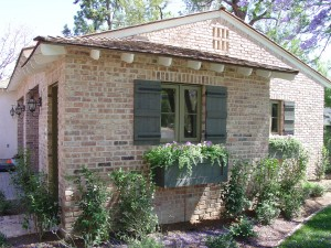 Chicago brick - guest house in Arcadia