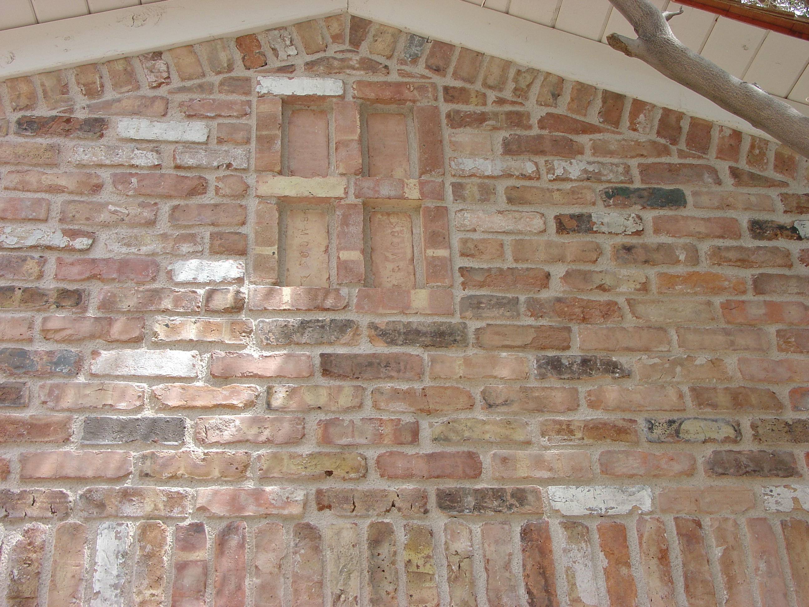 Chicago vintage reclaimed salvage clay brick 100 years old for What is brick veneer house