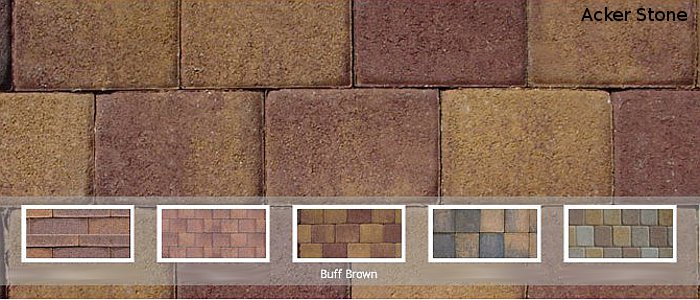 Clay Brick And Concrete Pavers Hardscape Paving Solutions